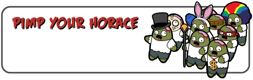 Pimp your Horace